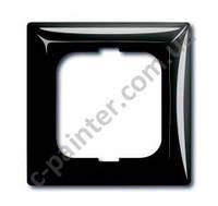 Рамка 1-я Abb Basic 55, 2511-95-507 черный
