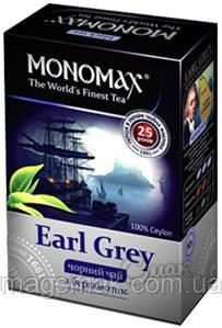 Чай Мономах «Earl Grey», черный с бергамотом, 90 г, фото 2