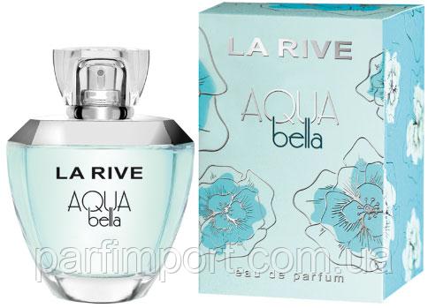 LA RIVE Aqua Bella EDP 100ml  парфумированная вода женская (оригинал подлинник  Польша)