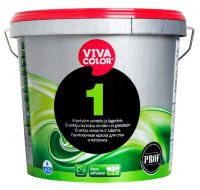 Грунтовочная краска для стен и потолков Vivacolor 1