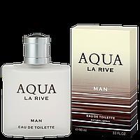 LA RIVE Aqua MAN EDT 90ml туалетная вода мужская (оригинал подлинник  Польша)