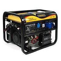 Генератор Forte FG8000EА (6.0-6.5 кВт, 15.0 л.с., бензин, 1 фаза, электро/автостарт)