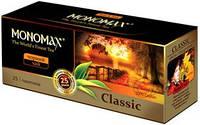 Чай Мономах «Classic», черный, 25 пак