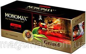 Чай Мономах «Grand», черный, 25 пак, фото 2