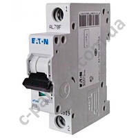 Автоматический выключатель Moeller-Eaton PL6 1п тип С 63А 6 кА  286539