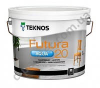 Teknos Futura Aqua 20 База 3 - 9 л