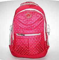 25107 Красный Рюкзак школьный