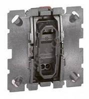 Механизм  Выключатель кнопочный без фиксации  с НО контактом Legrand Celiane 67032