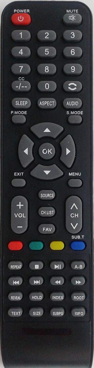 Пульт к телевизору  HONDA HD LED 324, 404