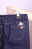 Женские джинсы на флисе больших размеров (код 719), фото 4