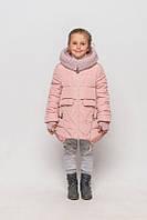 """Теплая куртка для девочки """"Бетти"""", зима"""