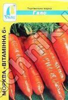 """Морковь """"Витаминная-6"""" 3 г"""
