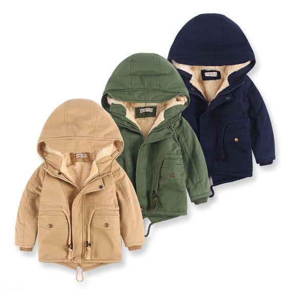 Зимние куртки оптом для мальчиков в магазине Малява