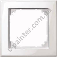 Рамка 1 пост Schneider Electric Merten M-Smart Активно Белый MTN478125