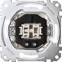 Механизм выключателя 1-клавишный, 10А  Merten MTN3111-0000