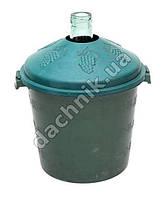 Бутыль в пластмассе 10 л