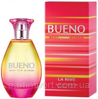 LA RIVE Bueno Woman EDP 90ml Парфюмированная вода (оригинал подлинник  Польша)
