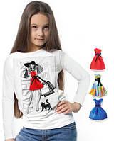 """Лонгслив и 3 сменных платья """"Fashion Look""""; 3, 4, 5, 6-7, 8-9, 10-11, 12-13 лет"""