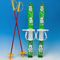 Лыжи детские Медвежонок 70 см Marmat