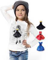 """Лонгслив и 3 сменных платья """"Fashion Lady""""; 3, 4, 5, 6-7, 8-9, 10-11, 12-13 лет"""
