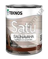 Satu saunavaha Teknos Сату Саунаваха Текнос воск для сауны