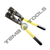 Инструмент опрессовочный ручной, для всех видов силовых наконечников и соединительных гильз HX-50