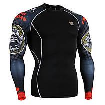 Комплект Рашгард Fixgear і компресійні штани CPD-B5+P2L-B5, фото 2