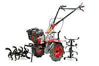 Мотоблок WEIMA WM1100С-6 (4+2 скорости, бензиновый 7,0 л.с.колеса 4,00-10) Бесплатная доставка