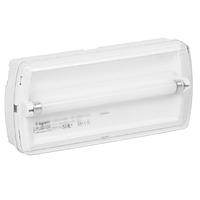 Светильник люминесцентный Легранд аварийного освещения автономный 6 Вт 1 ч 110 лм Legrand  661702