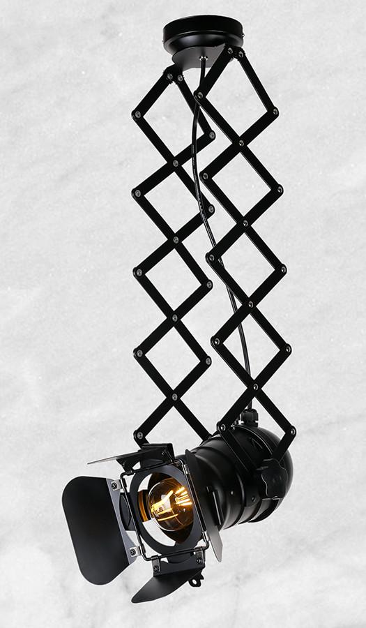 Прожектор-люстра  (52-15 черный)