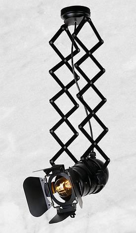 Прожектор-люстра  (52-15 черный), фото 2