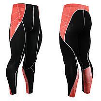 Комплект Рашгард Fixgear и компрессионные штаны C3L-B70R+P2L-B70R, фото 2