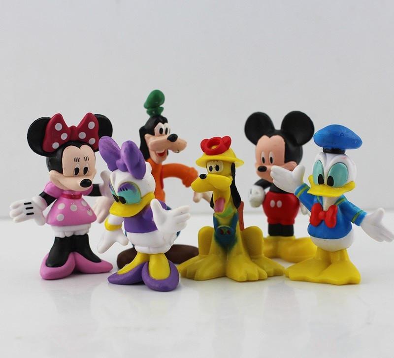 Набор фигурок героев Диснея (Disney) 6 шт., фото 1
