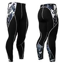 Комплект Рашгард Fixgear и компрессионные штаны CPD-B17+P2L-B17 Оригинал, фото 2