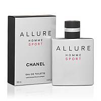 """Мужская туалетная вода """"Chanel Allure homme Sport"""" (100 мл)"""