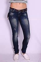 Женские джинсы узкие Anulae (Код 208)