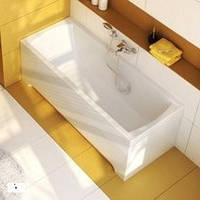 Прямоугольная акриловая ванна RAVAK (РАВАК) Classic 160 - C531000000