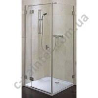 Двери распашные, правые, 90х195 см (серебряный блеск) Kolo (Коло) Niven FDSF90222003R