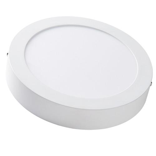 LED панель круглая накладная 18Вт 6400K