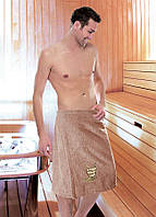 Юбка (килт) махровая для сауны ТМ Ярослав