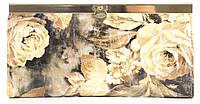 Классический кожаный женский кошелек H.VERDE art.2263-D82 бледные розы