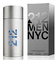 """Мужская туалетная вода """"Carolina Herrera 212 Men NYC"""" (100 мл)"""