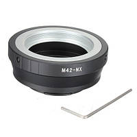 Адаптер переходник M42 - Samsung NX, кольцо Ulata