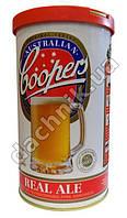 Концентрат для изготовления пива Real Ale, 1,7кг Coopers (Австралия)