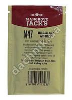 Пивные дрожжи Mangrove Jack's M47, Belgian Abbey, 10г (Новая Зеландия)
