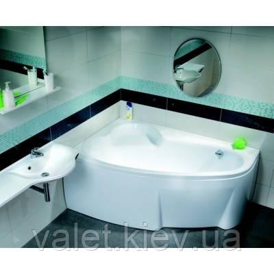 Угловая акриловая ванна RAVAK (РАВАК) ASYMMETRIC 170x110 - C481000000 - Capital Painter в Киеве