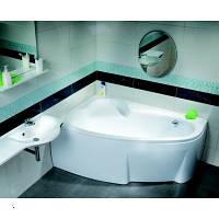 Угловая акриловая ванна, правая RAVAK (РАВАК) ASYMMETRIC 150x100 - C451000000