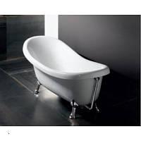 5 O'Clock London Свободностоящая акриловая ванна Am Pm (Ам Пм) 175x82x70/ 80 см W25A-175-082W0B