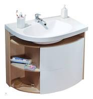 Умывальник мебельный 78 см RAVAK (РАВАК) ROSA COMFORT L XJ8L11N0000