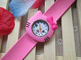 Часы детские наручные для девочки Китти